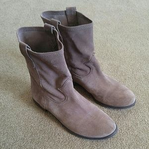 Vince Camuto Suede Fanti Boot